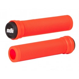 Gripy ODI Soft Limited 135mm | FIRE NEON RED
