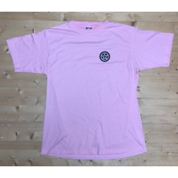 Tričko SCOOTERING Gildan Heavy Cotton | LIGHT PINK