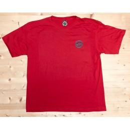 Tričko SCOOTERING Bavlna Classic | RED