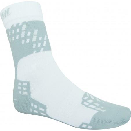 Ponožky TEMPISH Termo SKATE AIR MID| WHITE