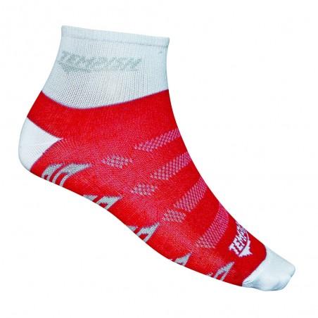 Ponožky TEMPISH Termo SPORT| WHITE/RED