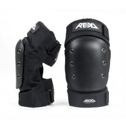 Chrániče REKD Pro Ramp Knee Pads RKD650 | Velikosti S/M/L/XL | BLACK