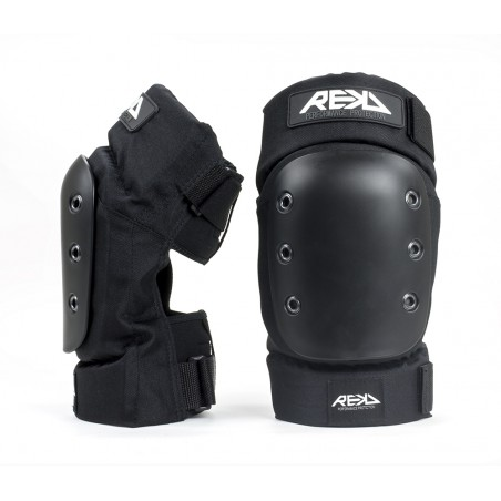 Chrániče kolen REKD Pro Ramp RKD650 | Velikosti S-XL | BLACK
