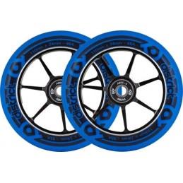 Kolečko DISTRICT W-Series 110*24mm|88A|ABEC-9| BLUE