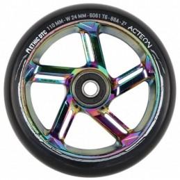 Kolečko ETHIC Acteon 110mm|88A| RAINBOW