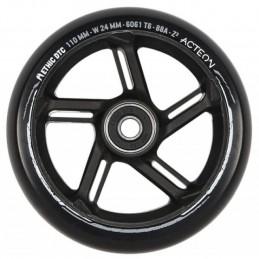 Kolečko ETHIC Acteon 110mm|88A| BLACK