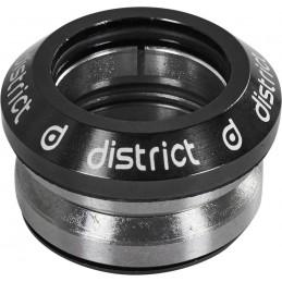 Headset DISTRICT S-Series|Integrovaný|BLACK