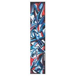 GRIPTAPE BLAZERPRO Sheet Graffiti 110*530mm | MULTI