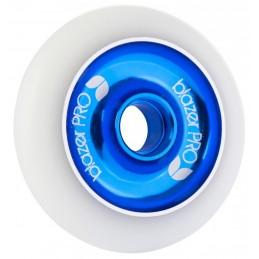 Kolečko BLAZERPRO Aluminium Core 100mm | 88A | BLUE-WHITE