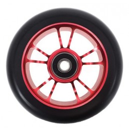 Kolečko BLUNT 10 Spokes 100mm | 86A | ABEC-9 | RED