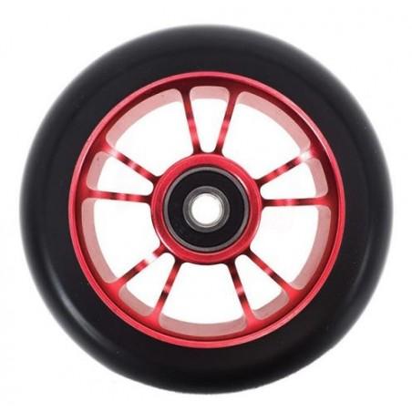 Kolečko BLUNT 10 Spokes 100mm   86A   ABEC-9   RED