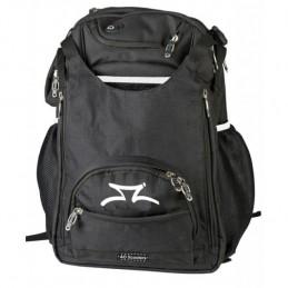 Batoh AO Transit Backpack | BLACK-WHITE