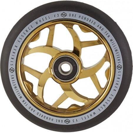 Kolečko STRIKER Essence V3 110mm | 88A | ABEC-9 | GOLD CHROME