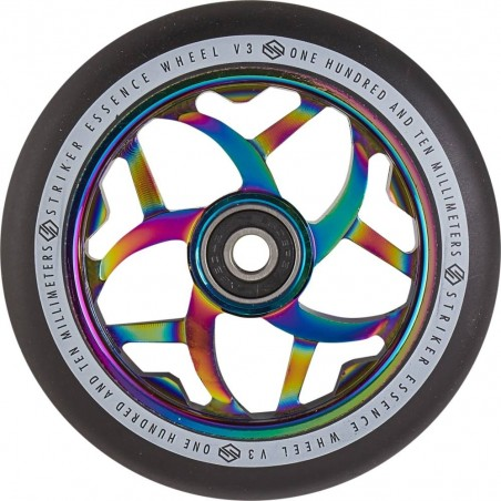 Kolečko STRIKER Essence V3 110mm | 88A | ABEC-9 | RAINBOW