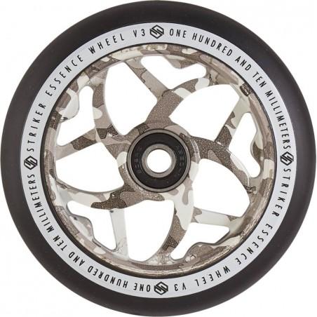 Kolečko STRIKER Essence V3 110mm | 88A | ABEC-9 | SNOW CAMOUFLAGE