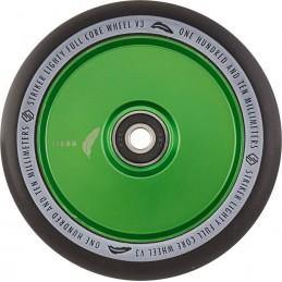 Kolečko STRIKER Lighty Full Core V3 110mm | 88A | ABEC-9 | GREEN