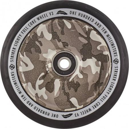 Kolečko STRIKER Lighty Full Core V3 110mm | 88A | ABEC-9 | SNOW CAMOUFLAGE
