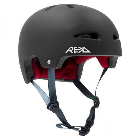Helma REKD Ultralite In-Mold RKD259  Velikosti S/M/L/XL  BLACK