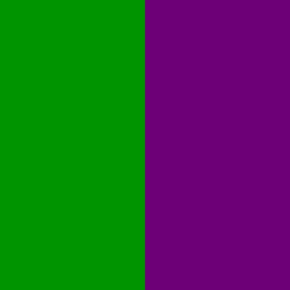 Zelená/Fialová (green/purple)