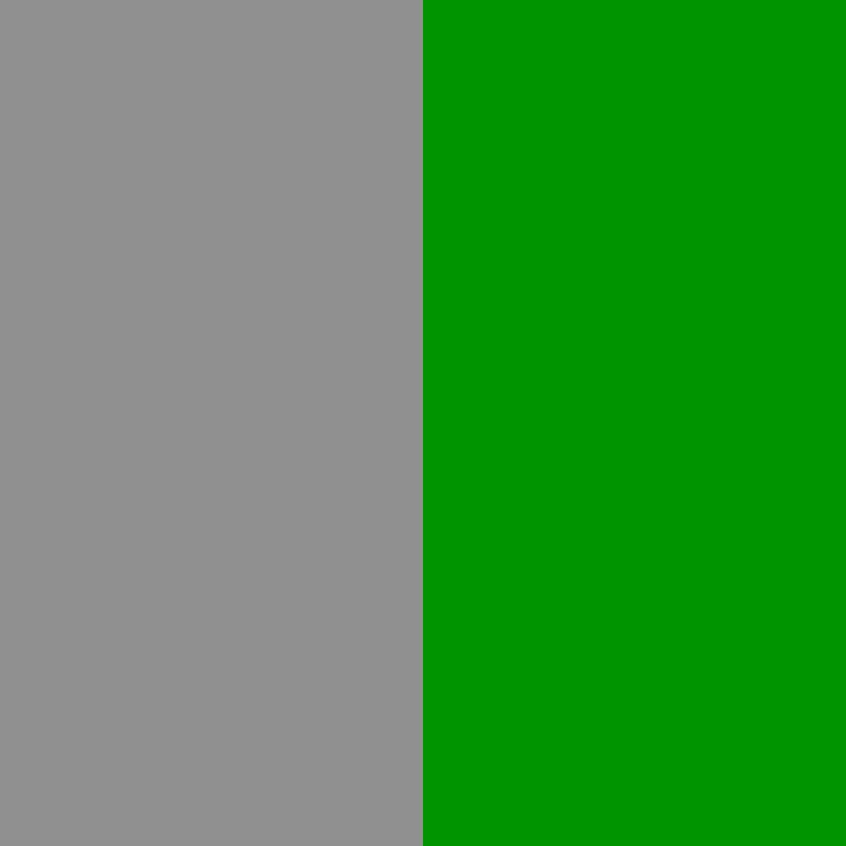 šedá/zelená (grey/green)